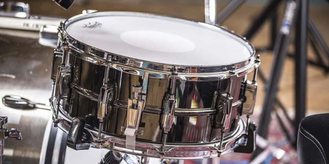 Ludwig Black Beauty Snare FT