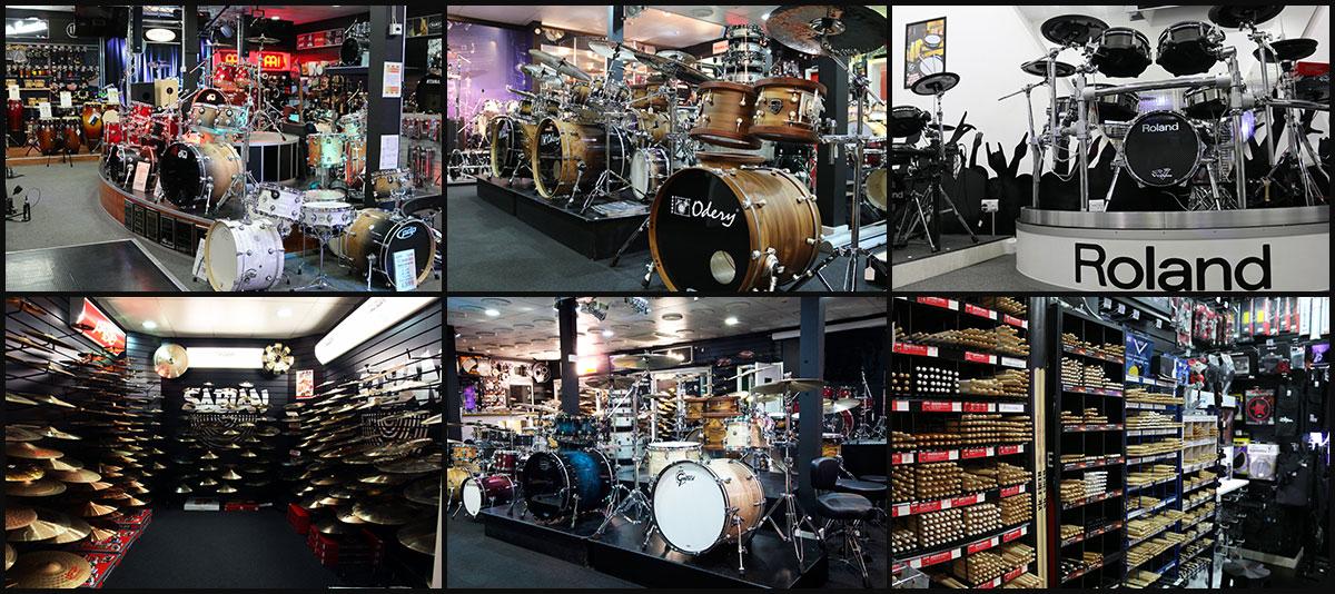 Wembley Music Centre Drums