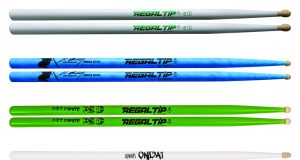 New sticks from Regal Tip