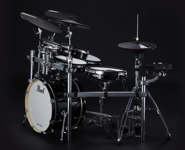 Pearl Drums e/Merge launch