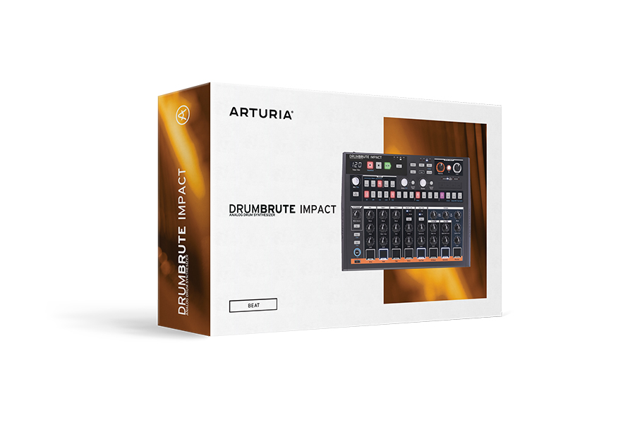 Arturia unleashes the analogue DrumBrute Impact - Drummer's Review