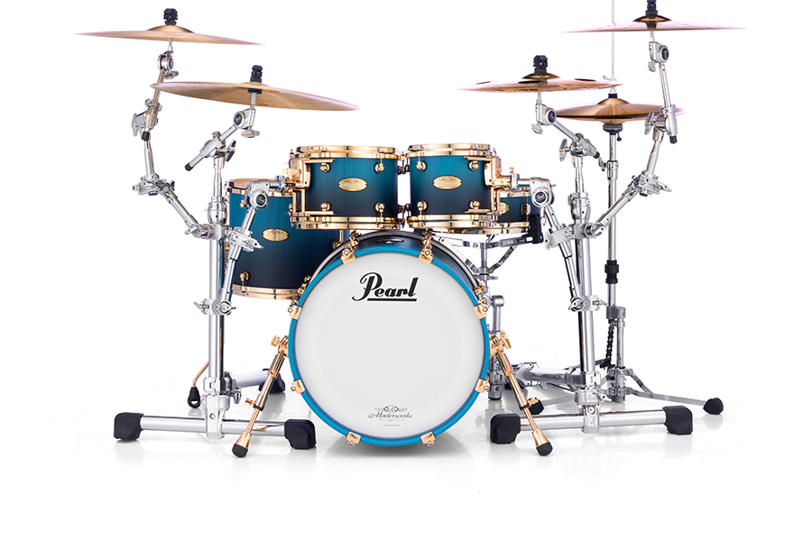 namm 2019 new additions for pearl drummer 39 s review. Black Bedroom Furniture Sets. Home Design Ideas