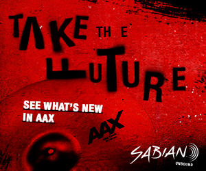 SABIAN - Take the future - AAX