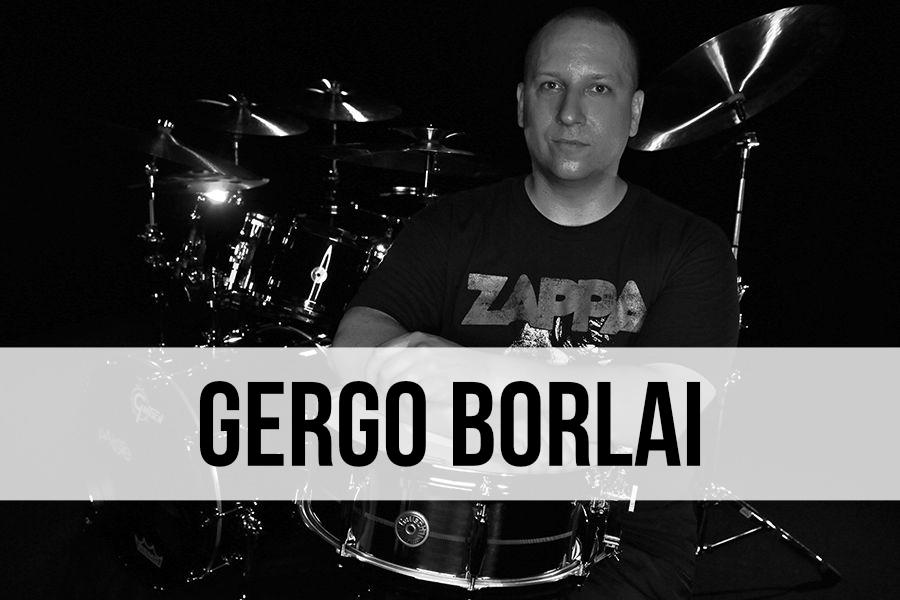 Gergo Borlai Drummer