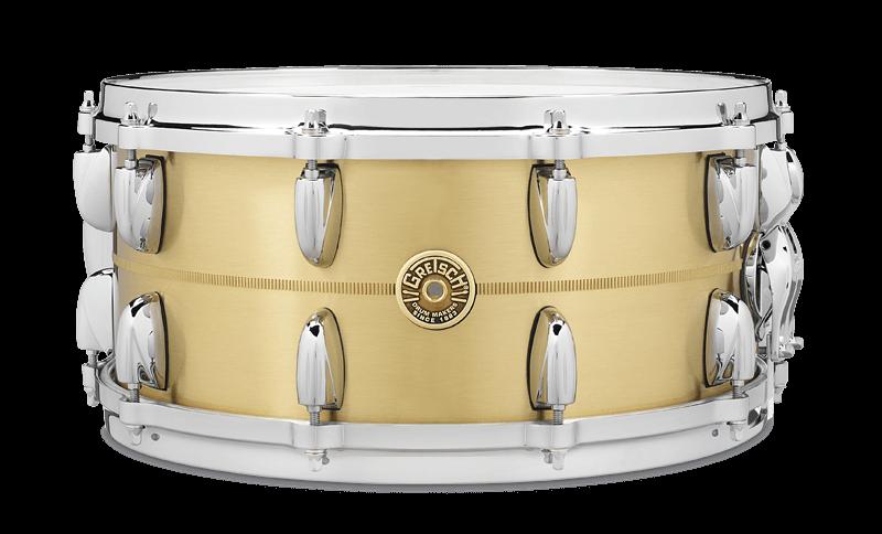 Gretsch current Bell Brass snare - model #G4169BBR