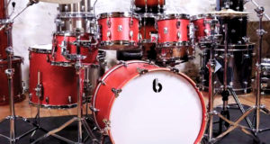 British Drum Co. Legend Series Shell Pack
