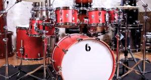 British Drum Co. Legend Series Shell Pack