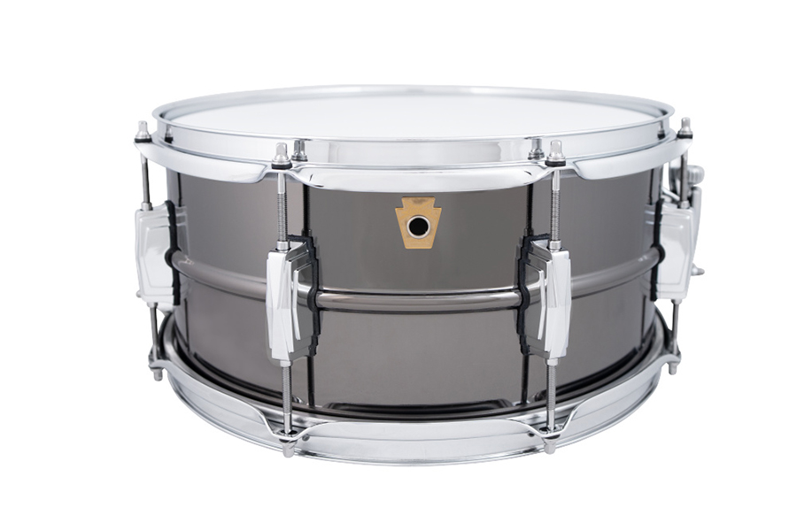"Ludwig Black Beauty Snare - 14"" x 6.5"""