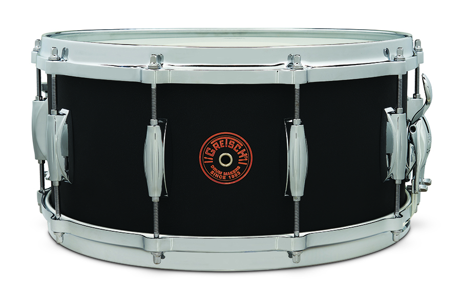 Gretsch Black Copper Snare