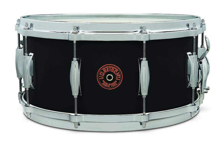 Gretsch Black Copper Snare