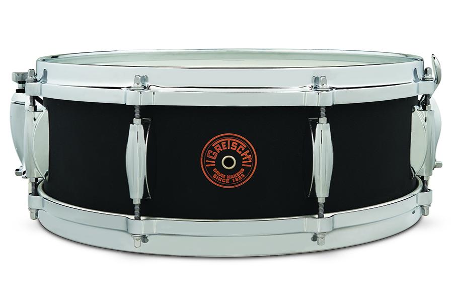 "Gretsch Black Copper Snare - 14"" x 5"""