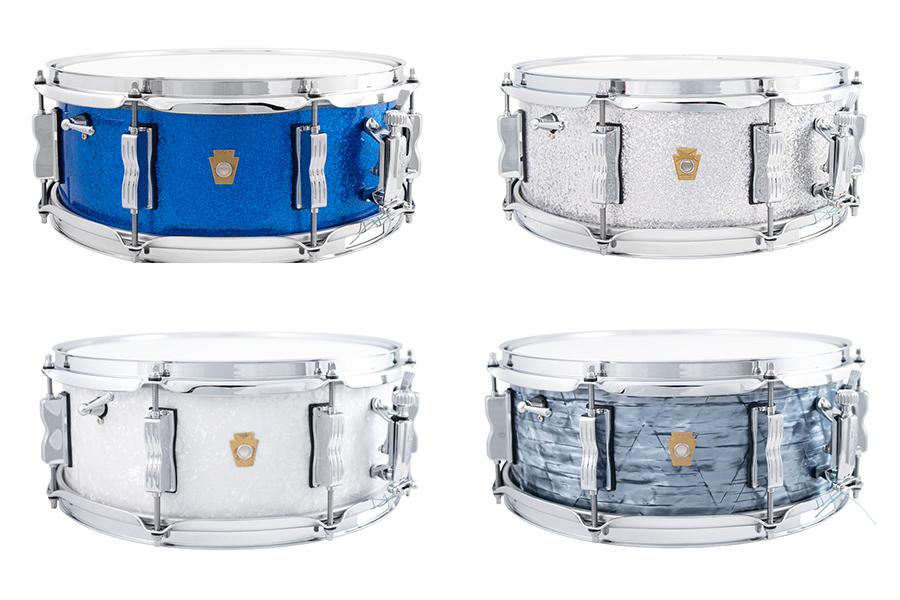 Jazz Fest Snare Drums