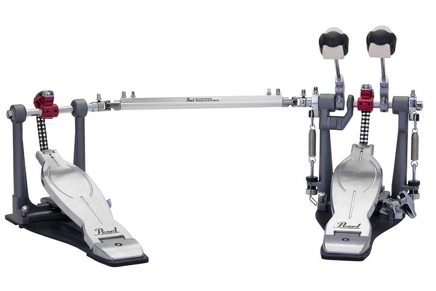 P1032R Eliminator Solo Red Double Pedal.