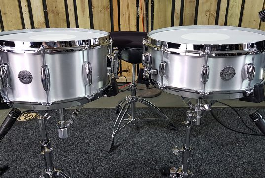 Gretsch Grand Prix Snare Drums