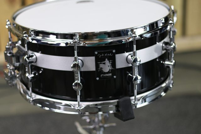Sonor Jost Nickel Signature Snare
