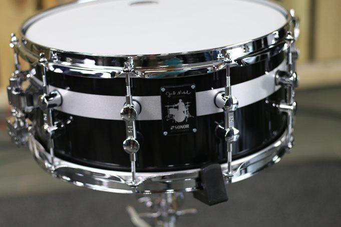 Sonor Jost Nickel Signature Snare