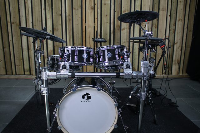 GEWA G9 Drum Workstation - 5-piece e-kit