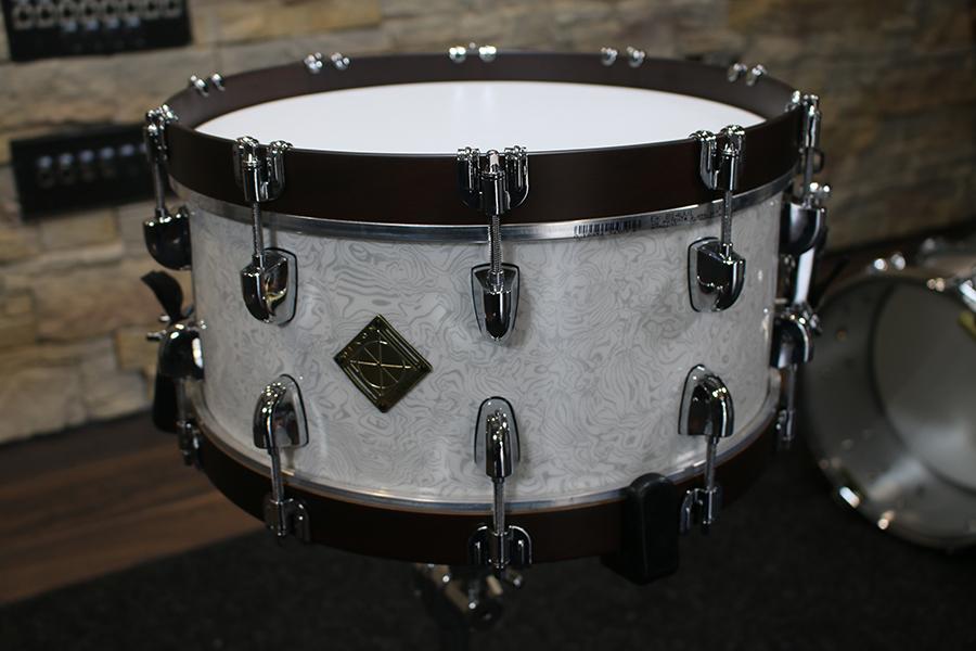 Dixon Classic Sub-Zero Maple Snare
